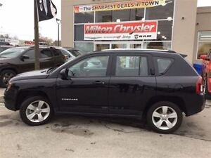 2016 Jeep Compass SPORT 4X4|LEATHER|TRAILER TOW