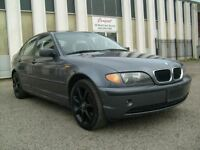 2003 BMW 325XI CERTIFIED,FINANCING IS AVAILABLE, LEATHER, SUNROO