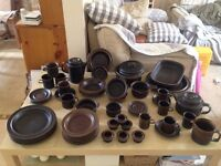 56 Piece Vintage Dinner Set - Rarely used and in excellent condition.