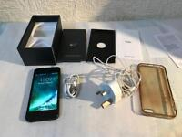 Apple iPhone 5 black 32GB boxed UNLOCKED excellent condition and working order official accessories