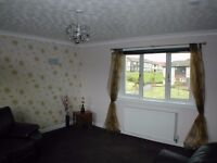 2-Bedroom Upper Flat, Hill of Beath, available 17th June or before