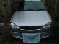 ford fiesta flight 1.3 (51)2001
