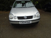 VOLKSWAGEN POLO TWIST 45KMILES ONLY IMMACULATE MOT AUGUST 2019