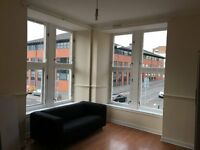 2 Bedroom / 1 Bedroom + Lounge Flat to Rent - Charing Cross / Finnieston area - £560 PCM