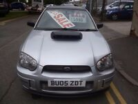 Subaru IMPREZA WRX Turbo,STI Spec 4x4,STI engine just been fully rebuilt with receipts,FSH,BU05ZDT