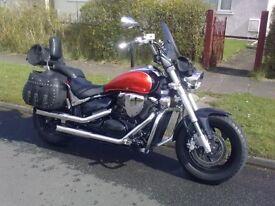 VZ 800 Intruder 2010
