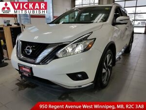 2016 Nissan Murano Platinum/ 360 Camera/ Navigation