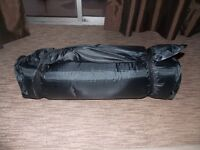 Job lot of camping gear,self inflating mattress, sleep bag, stove etc, most have never been used,