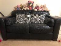 Leather sofas 2+ 3