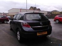 Vauxhall Astra Club 1.4cc 5-Dr hatchback. 56-Reg. Excellent Condition inside/out. Recent service.
