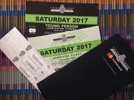 Goodwood Festival Of Speed Saturday ticket(sold out event)