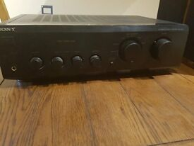Sony TA-FE230 Integrated Stero Amplifier