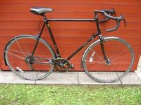 Raleigh Sprint 14 speed road bike with Reynolds 501 frame