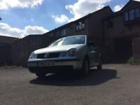 VW POLO 1.2 CHEAP INSURANCE, VERY GOOD CONDITION