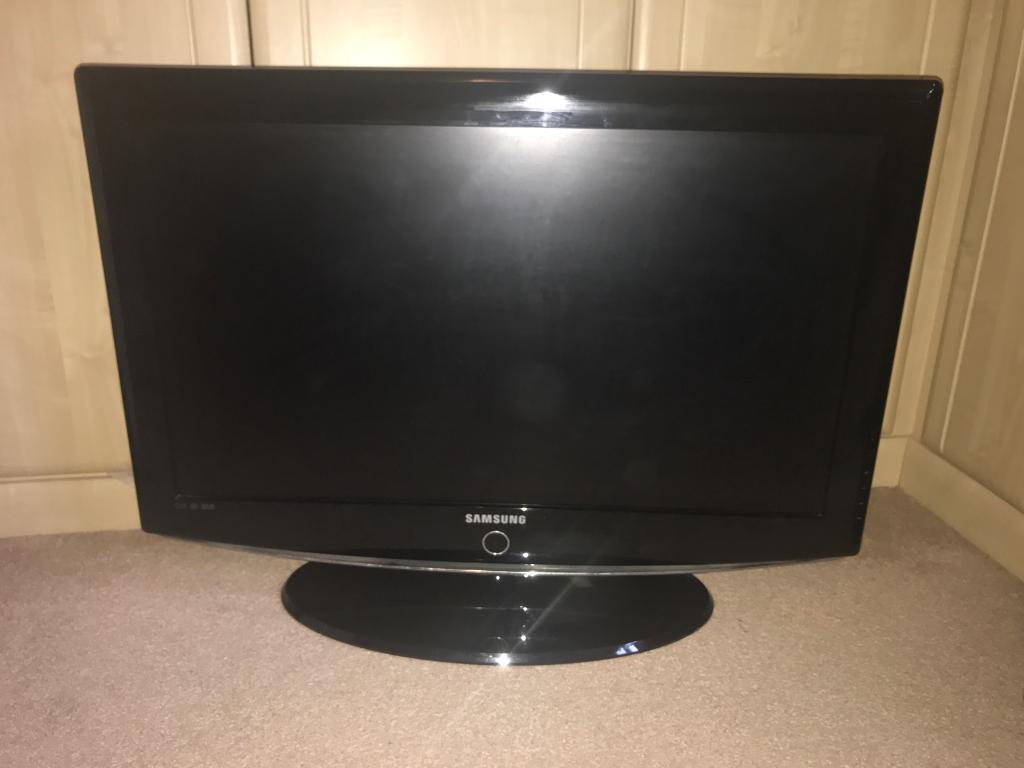 "Samsung LE-32R87BD 32"" 720p HD LCD Television"