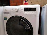 WHIRPOOL A+++ class washing machine 9Kg 1400spin