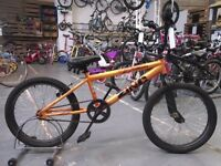 ZINC OUTBACKER BMX BIKE