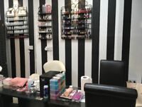 Rose Nail Bar £15000 with 600.00 rent monthly including all bills