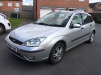 2004 Ford Focus 1.6 Manual. 12 Months MOT, Service History, HPI Clear. Drives Greatly
