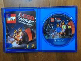 Ps4 Lego movie