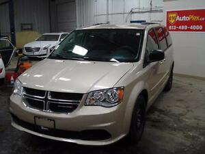 2013 Dodge Grand Caravan Stow and Go, Dvd, Quads