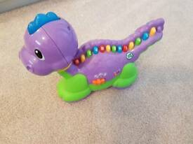 Leapfrog lettersaurus learning toy