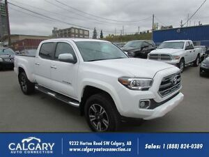 2016 Toyota Tacoma Limited/V6/navigation/4wd/leather