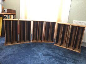 Pine CD Racks (holds 80)