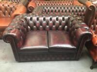 ORIGINAL Chesterfield 2 Seater Sofa