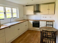 Room to rent immediately in lovely 2 bed farmhouse. Short term only