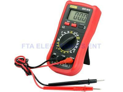 Handheld Digital Multitester Ammeter Voltmeter Resistance Voltage Multimeter