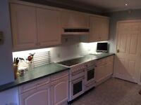 Fitted kitchen units and appliances