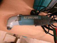 Dewalt Bosch Erbaure cordless drill multi tool