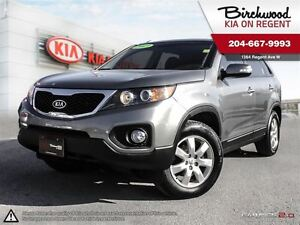 2013 Kia Sorento LX *Automatic Headlamps\60/40 Seats\Bluetooth*