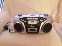 JVC Portable CD System RC-EX10