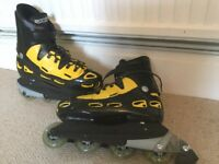 ROCES in line skates M 10UK/44EU - NEW -