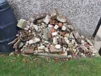 Free rubble/concrete/bricks