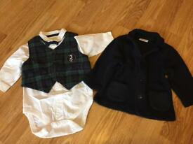 NEXT set for baby boy Age 3-6 Months