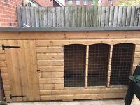 Dog run / kennel