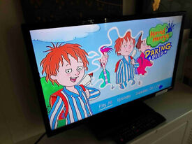 """24"""" LED TV with Built-in DVD Player"""