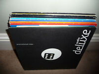 21 vinyl records singles ... 1996 - 1999 ... Trance, House, Progressive, Dance