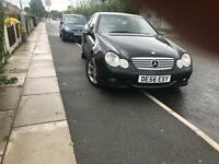 Mercedes Benz c180 coupe se SWAP only