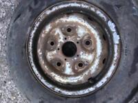 """Ford Transit 14"""" Wheel"""