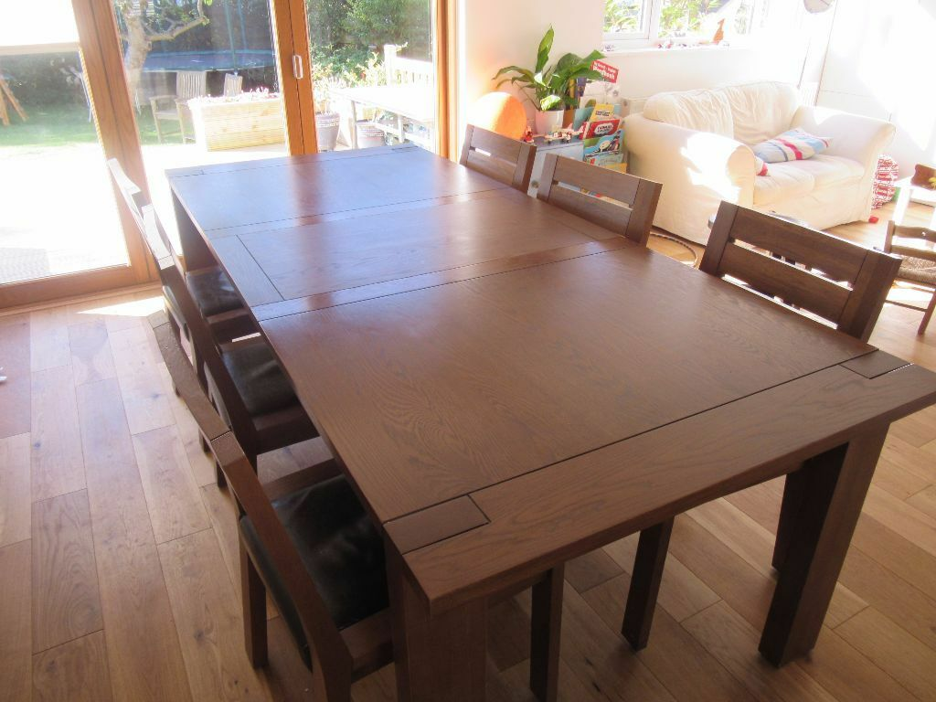 Marks And Spencer Kitchen Furniture Marks And Spencer Sonoma Extending Dining Table Dark Colour In