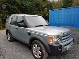 Land Rover Discovery 3 HSE, Automatic
