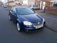 Volkswagen jetta 2.0L Diesel Automatic 2007 long mot excellent condition