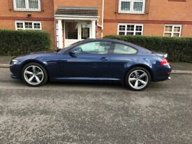 2007 BMW 635d, FSH, excellent condition, Px/Swap welcome