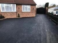 Tarmac and drop kerb driveway specialist