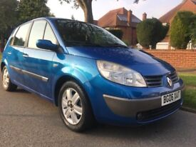 2006 Renault Scenic Dynamique 1.4, 12 Months MOT, Brand NEW Clutch Fitted, Superb Drive