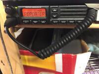 2 meter Ham radio vertex standard